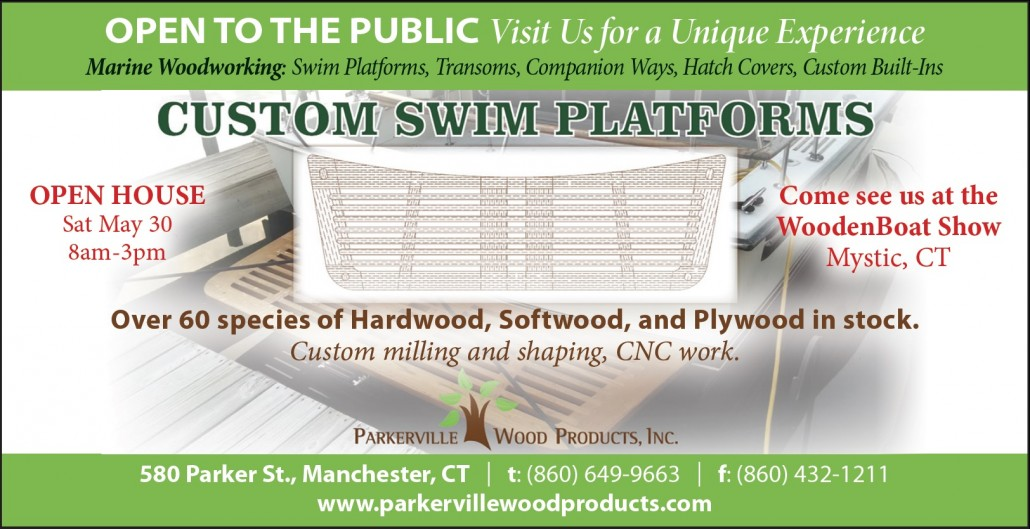 Swim Platform Open House