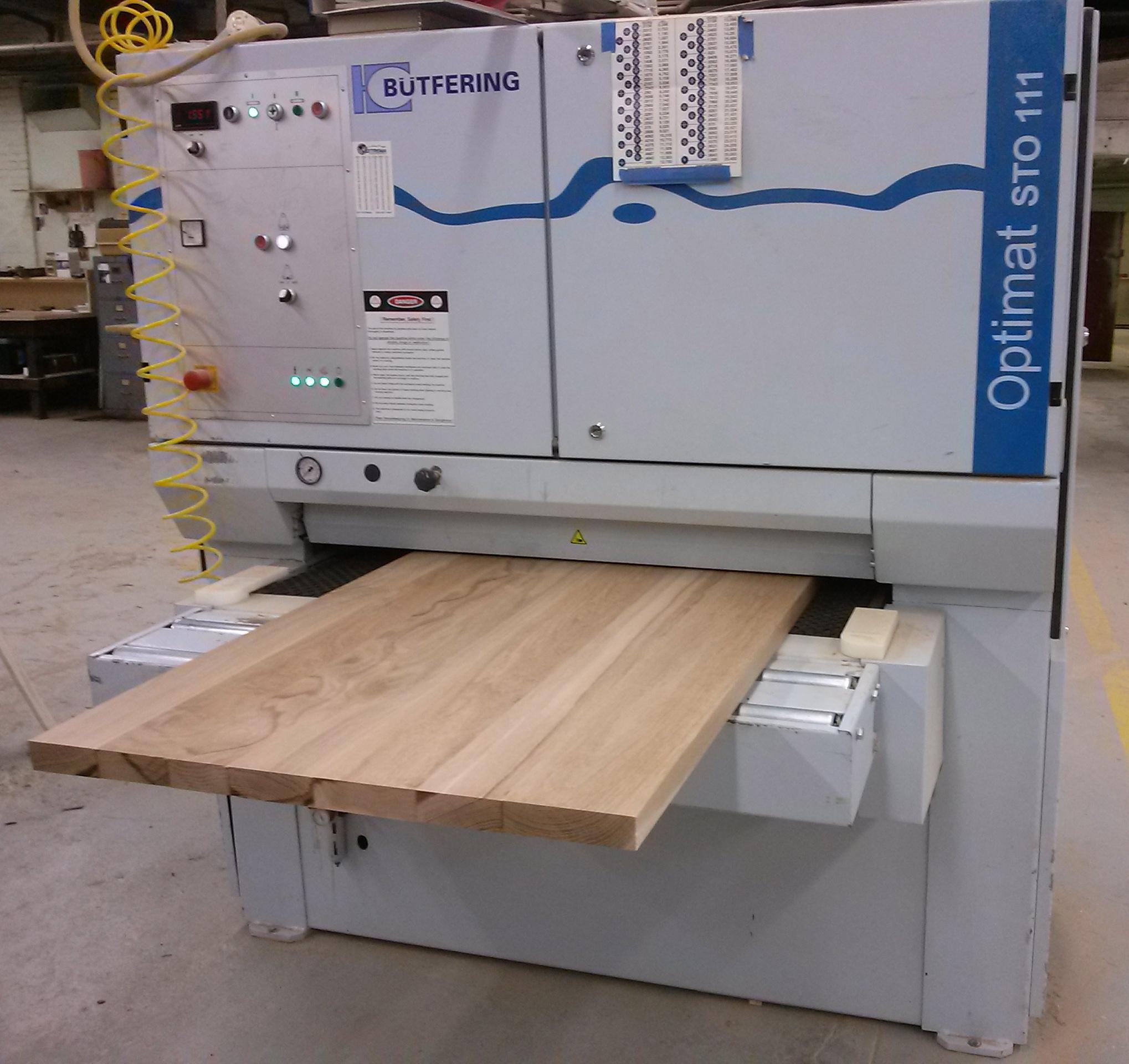 Mill 42 inch Sander